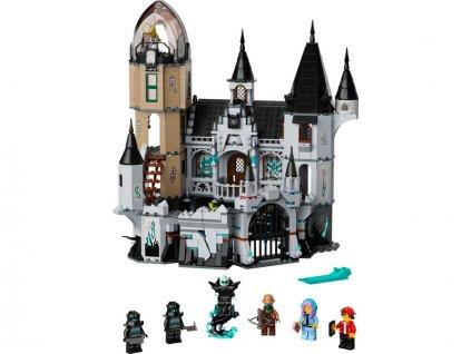 LEGO Hidden Side - Tajemný hrad - LEGO70437