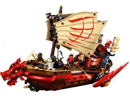LEGO Ninjago - Odměna osudu - LEGO71705