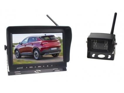 """SET bezdrátový digitální kamerový systém / 1 x 4pin s monitorem 10,1"""" - svwd410set"""