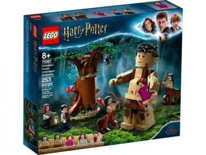 LEGO Harry Potter - Zapovězený les: Setkání Drápa a profesorky Umbridgeové - LEGO75967