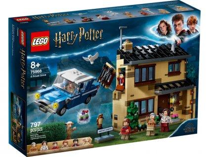 LEGO Harry Potter - Zobí ulice 4 - LEGO75968