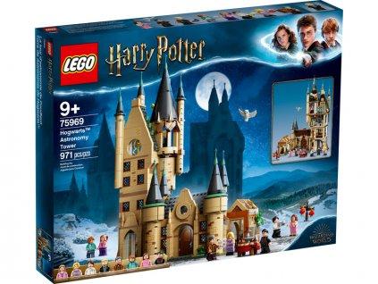 LEGO Harry Potter - Astronomická věž v Bradavicích - LEGO75969