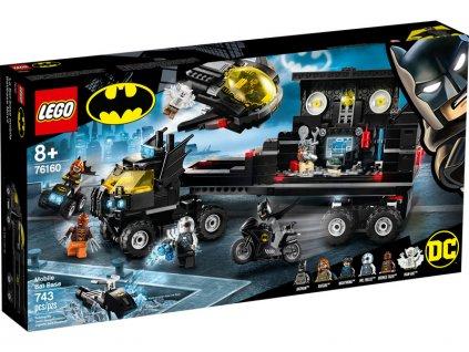 LEGO Super Heroes - Mobilní základna Batmana - LEGO76160