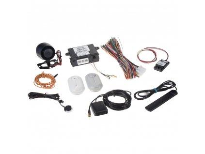 Sada GSM/GPS autoalarmu CA-2103, CA-550, JA-185B a PLV-JA85PG - ja-ca2103setB
