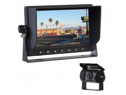 "AHD kamerový set s monitorem 7"" - svs701AHDset"