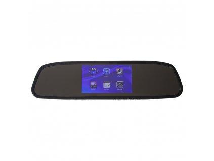 "LCD monitor 4,3"" na zrcátko s microSD/USB/FM modulátor/Bluetooth - ds-439bt"