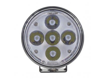 LED světlo kulaté, 5x10W, ø150mm, R7/R112 - wld510E