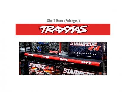 Traxxas vinylová samolepicí páska 122cm - TRA61748