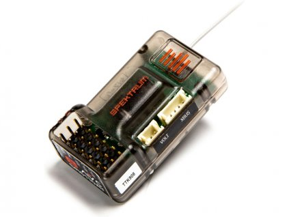 Spektrum přijímač SR6110AT DSMR 6CH AVC s telemetrií - SPMSR6110AT