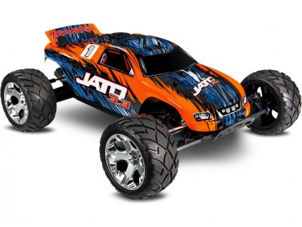 Traxxas Nitro Jato 1:10 TQi BlueTooth RTR oranžové - TRA55077-3-ORNG