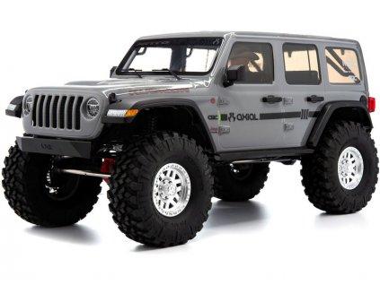 Axial SCX10III Jeep JLU Wrangler 4WD 1:10 RTR šedá - AXI03003T1