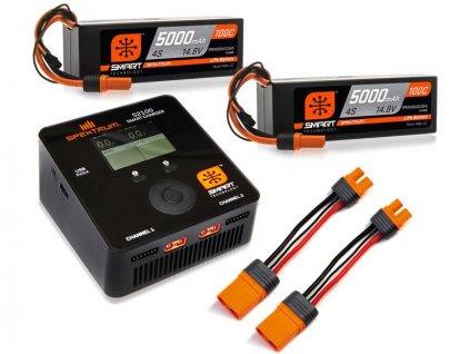 Spektrum Smart Powerstage 8S 100C - SPMXPS8HCI