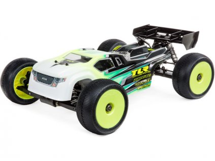 TLR 8ight XT/XTE 1:8 4WD Race Truggy Nitro/Electric Kit - TLR04009