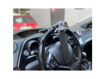 Zámek volantu s ochranou airbagu proti krádeži - 35956