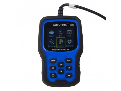 Univerzální autodiagnostika Autophix 9000 OBDII - 35990obd