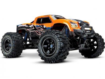 Traxxas X-Maxx 8S 1:5 4WD TQi RTR oranžový - TRA77086-4-ORX