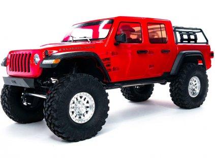 Axial SCX10 III Jeep JT Gladiator 4WD 1:10 RTR červený - AXI03006T2