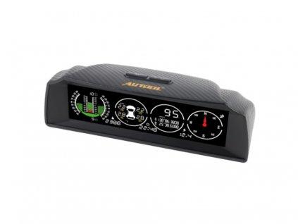"""Palubní DISPLEJ  5,2"""" LCD, TPMS, GPS měřič rychlosti s vestavěným víceosým gyroskopem - se169"""
