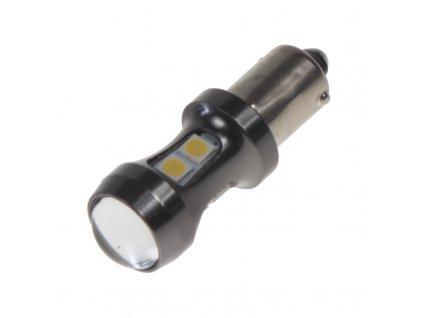 LED BA9s bílá, 12-24V, 9LED/3030SMD - 95177