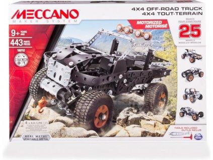 MECCANO - OffRoad 4x4 25 - MEC16212