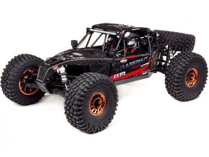 Losi Lasernut U4 1:10 4WD Smart RTR černý - LOS03028T2