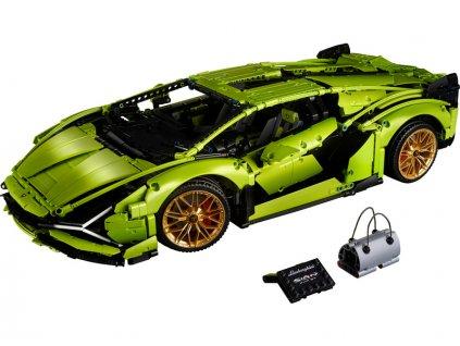 LEGO Technic - Lamborghini Sián FKP 37 - LEGO42115