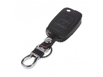 Kožený obal pro klíč VW 3-tlačítkový (48VW105) - 482VW105