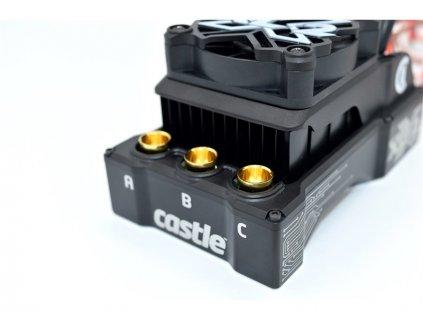 Castle motor 2028 1100ot/V Senzored, reg. Mamba XLX 2 - CC-010-0167-02