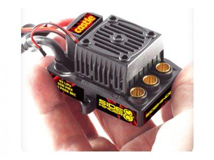 Castle motor 1515 2200ot/V senzored, reg. Sidewinder 8 - CC-010-0139-01