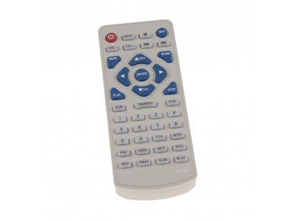 Dálkové ovládání k monitoru ds-x10dvb-t - ds-x10/ovl