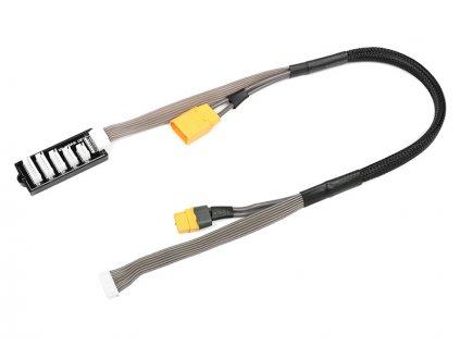 Nabíjecí kabel Pro - XT-60 / XT-90 / XH 2-6S - GF-1209-012