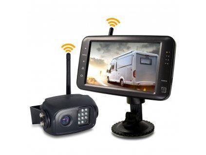 """SET bezdrátový digitální kamerový systém s monitorem 5"""" - cw3-dset51"""