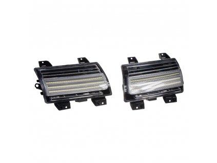 LED dynamické blinkry + DRL Jeep Wrangler JL - 96JE03
