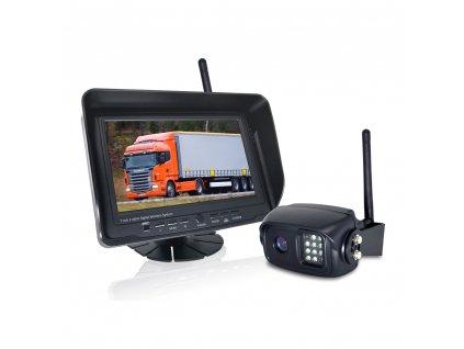 """SET bezdrátový digitální kamerový systém s monitorem 7"""" - cw3-dset71"""