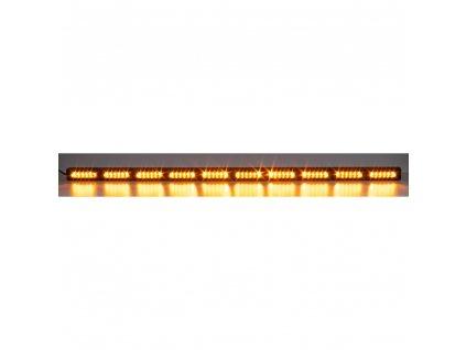LED alej voděodolná (IP67) 12-24V, 60x LED 3W, oranžová 1200mm - kf758-120