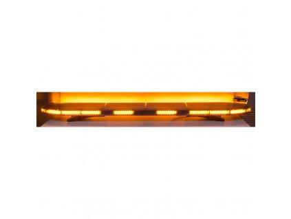 LED rampa 1496mm, oranžová, 12-24V, 162 x 1W, ECE R65 - sre3-31496