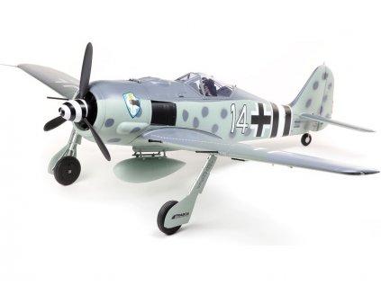 E-flite Focke-Wulf FW 190A 1.5m Smart BNF Basic - EFL01350