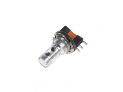 CREE LED H15 bílá, 12-24V, 30W (6x5W) - 95C-H15-30W