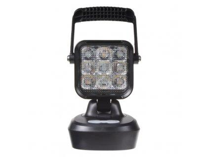 AKU LED světlo přenosné, bílá/oranžová, 18x 1W, 103x105x201mm, ECE R10 - wl-Lidual1