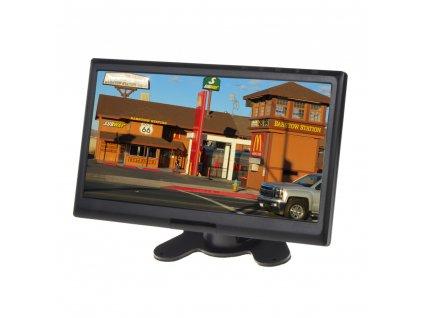 "LCD monitor 9,3"" na palubní desku s HDMI / USB - ic-930HD"