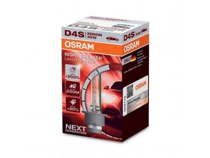 x OSRAM D4S 12/24V 35 P32d-5 NBR LASER (1ks) - OS66440XNL