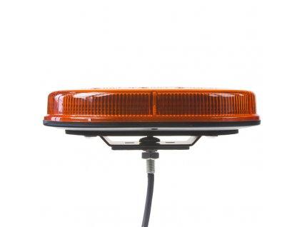 Rampa oranžová, 32LEDx1W, pevná montáž, 12-24V, 200mm, ECE R65 - kf18Mfix