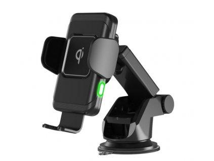 Univerzální QI držák pro telefony motoricky ovládaný - rw-m2