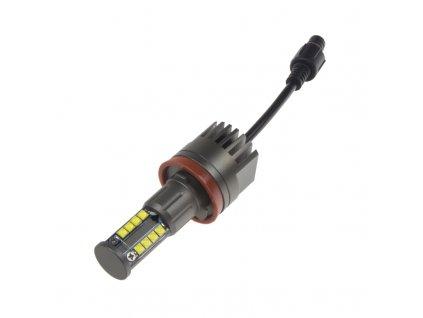 Poziční světla LED BMW H8, 5. generace Cree 160W - bmw-creeH85g160