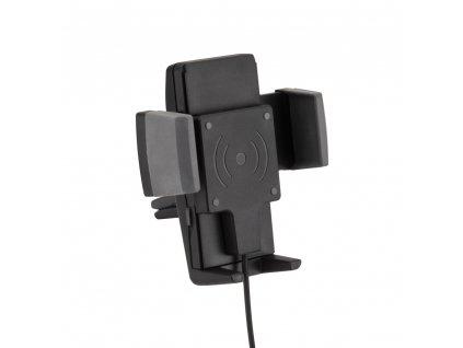 Univerzální Qi držák do mřížky pro smartphony - rw-UNI04