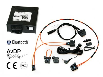 Bluetooth HF sada do vozů Mercedes - hf btme01