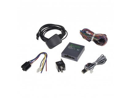 CAN-Bus GSM/GPS autoalarm TrakeyCar - ds612canGPS