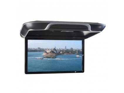 """Stropní LCD monitor 15,6"""" černý s OS. Android HDMI / USB, dálkové ovládání se snímačem pohybu - ds-156Ablc"""