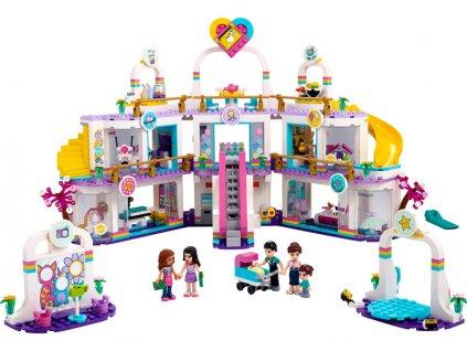 LEGO Friends - Nákupní centrum v městečku Heartlake - LEGO41450