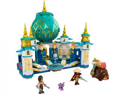 LEGO Disney Princess - Raya a Palác srdce - LEGO43181